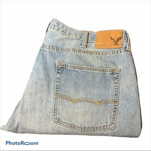American Eagle classic bootcut jeans size 38 X 32